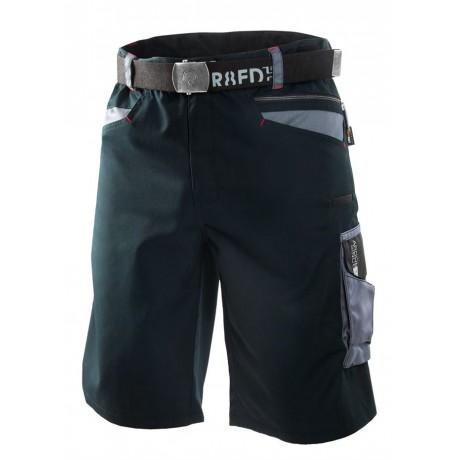 Pantaloni scurti de lucru ARDON R8ED Cordura Negru Gri