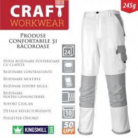 Pantaloni de lucru profesionali PORTWEST Craft KS54