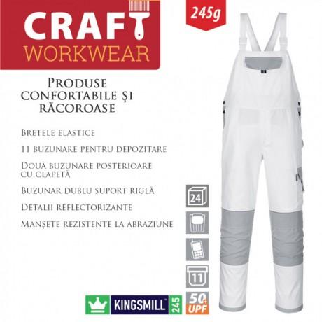 Salopeta de lucru PORTWEST Craft KS56