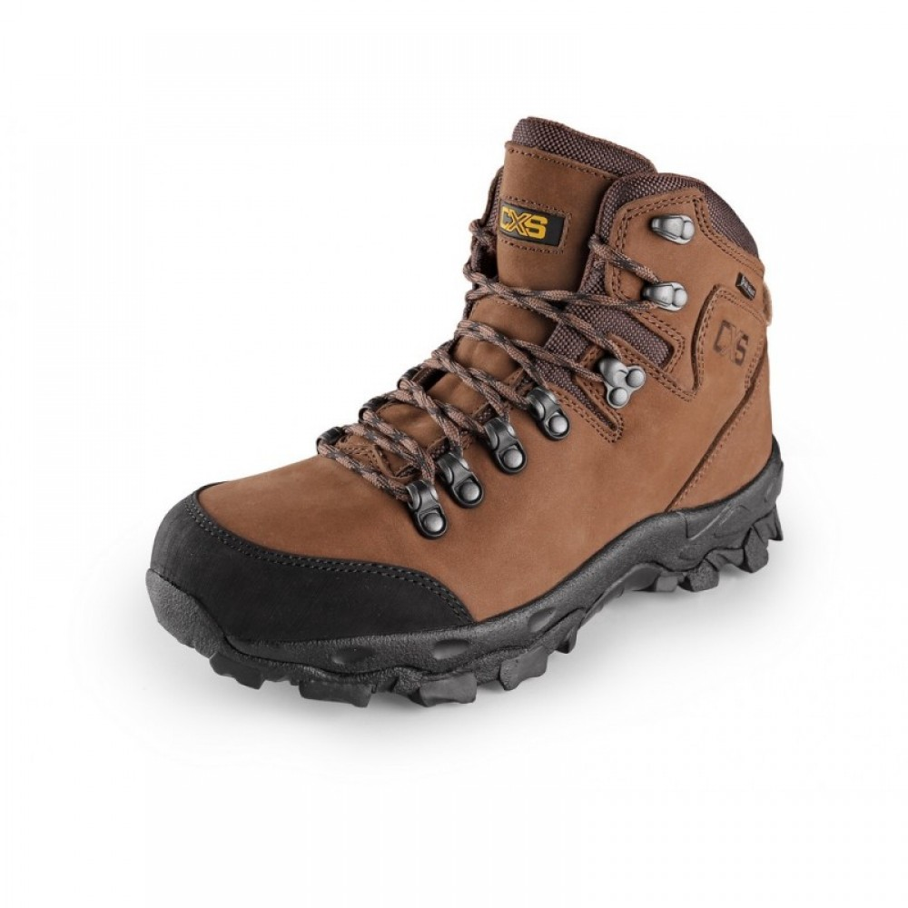 Bocanci pentru trekking Canis GoTex Mont Blanc
