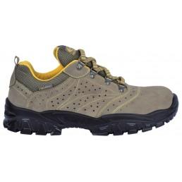 Pantofi de protectie cu bombeu metalic Cofra NEW-NILO S1P