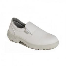 Pantofi de protectie cu bombeu compozit Bicap White S2 SRC