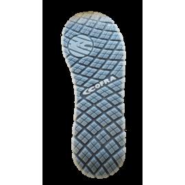 Pantofi de protectie cu bombeu din aluminiu Cofra Marciano S1P