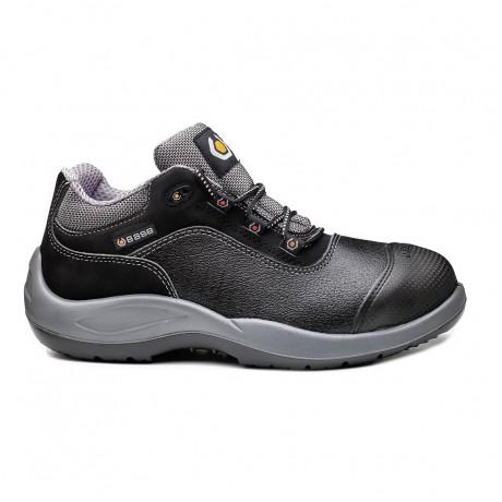 Pantofi de protectie cu bombeu metalic Base Mozart S3 SRC