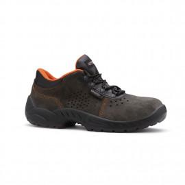 Pantofi de protectie cu bombeu metalic Base Opera S1P SRC