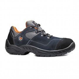 Pantofi de protectie cu bombeu metalic Base Garibaldi S1P SRC