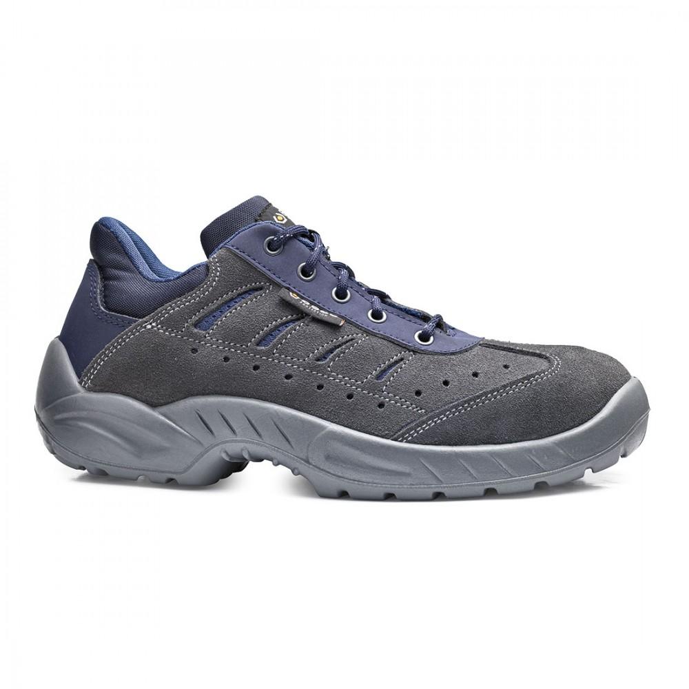 Pantofi de protectie cu bombeu metalic Base Colosseum S1P SRC