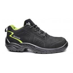 Pantofi de protectie cu bombeu metalic Base Chester S3