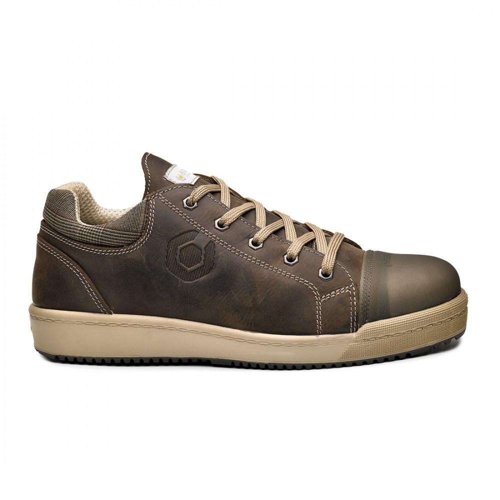Pantofi de protectie cu bombeu aluminiu Base Selfie S3 SRC