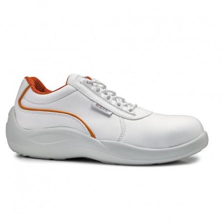 Pantofi de protectie cu bombeu metalic Base Cobalto S2 HRO SRC