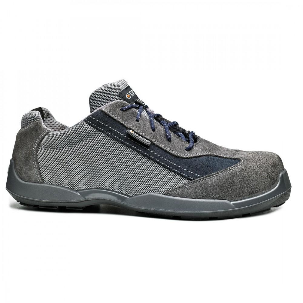 Pantofi de protectie cu bombeu Base Soccer S1P SRC