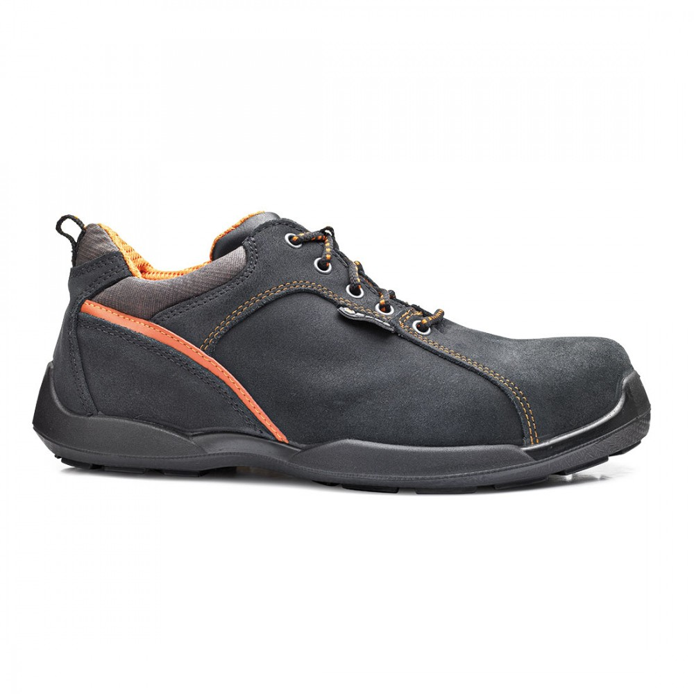 Pantofi de protectie cu bombeu nonmetalic SlimCap Base Scuba S1P SRC