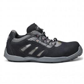 Pantofi de protectie cu bombeu nonmetalic SlimCap Base Darts S1P ESD SRC