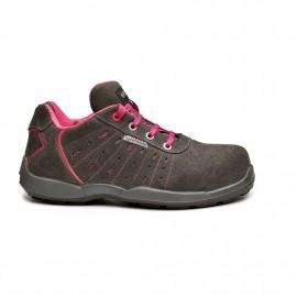 Pantofi de protectie cu bombeu nonmetalic dama SlimCap Base Attitude S1P SRC
