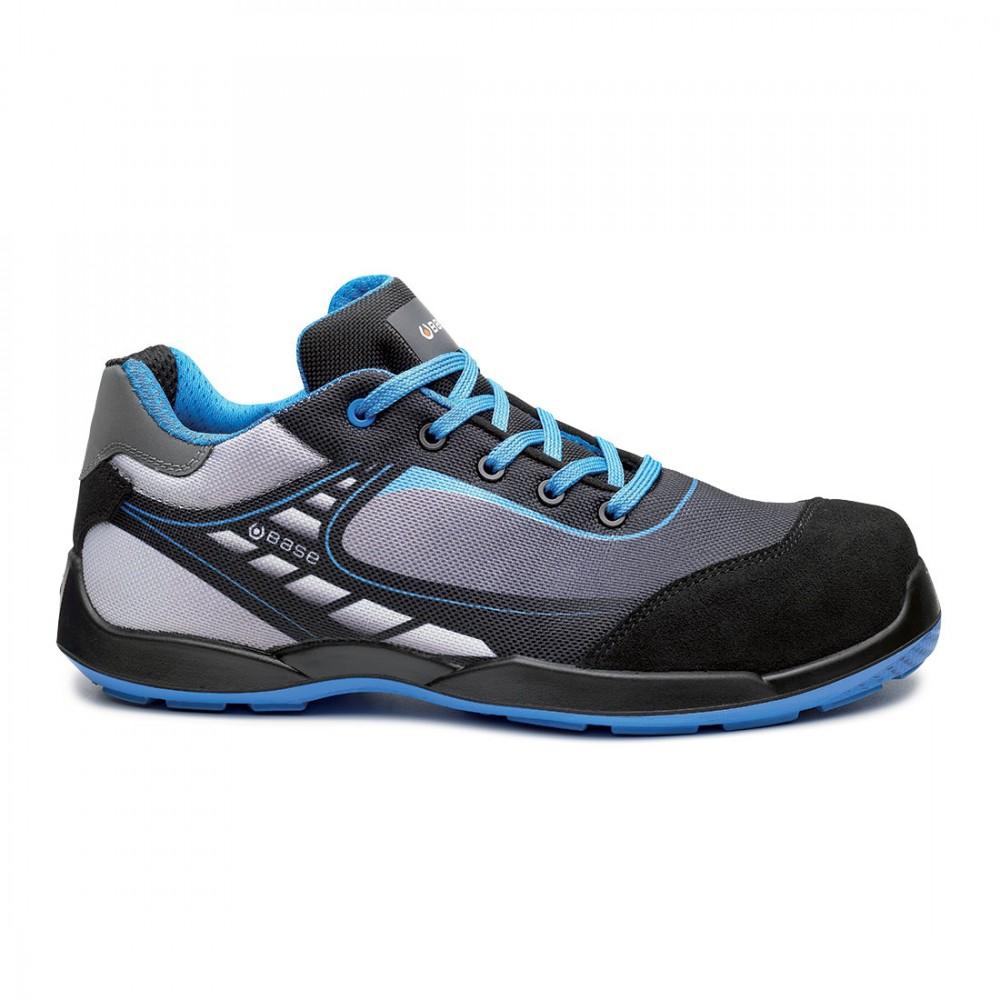 Pantofi de protectie cu bombeu nonmetalic SlimCap Base Bowling S3 SRC