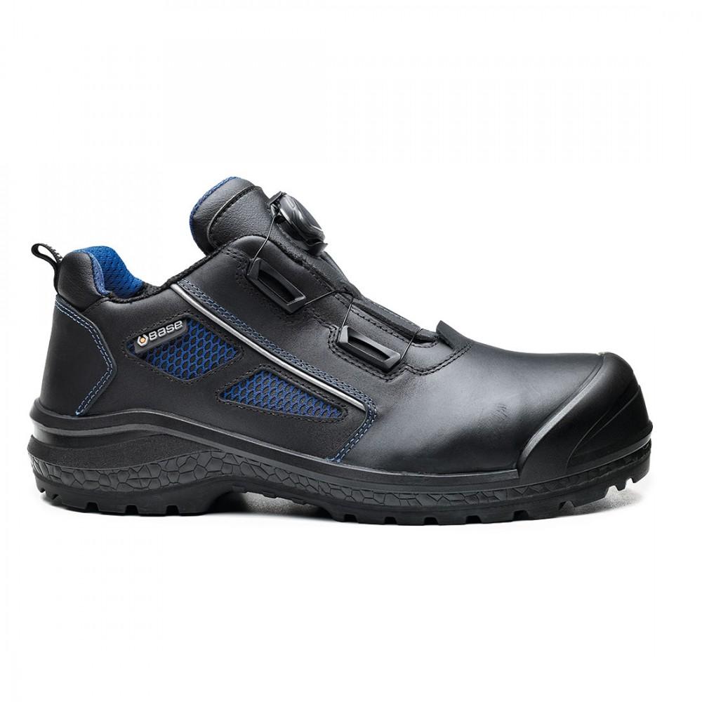 Pantofi de protectie cu bombeu nonmetalic SlimCap Base Be-Fast S3 SRC