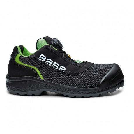 Pantofi de protectie cu bombeu nonmetalic SlimCap Base Be-Ready S1P SRC ESD