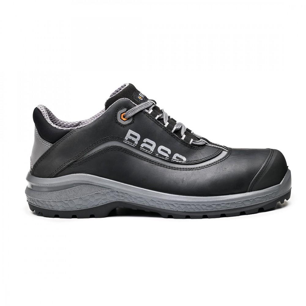 Pantofi de protectie cu bombeu nonmetalic SlimCap Base Be-Free S3 SRC