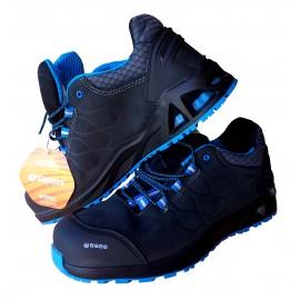 Pantofi de protectie cu bombeu din aluminiu Base K-Road