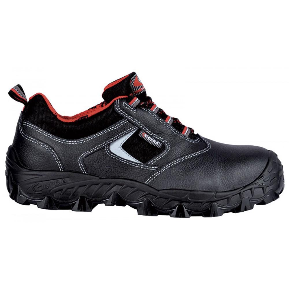 Pantofi de protectie cu bombeu fibra de sticla Cofra GARONNE S3