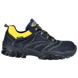 Pantofi de protectie cu bombeu metalic Cofra NEW-ARNO S1