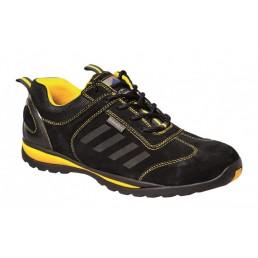 Pantofi de protectie cu bombeu metalic PORTWEST Lusum S1P HRO FW34