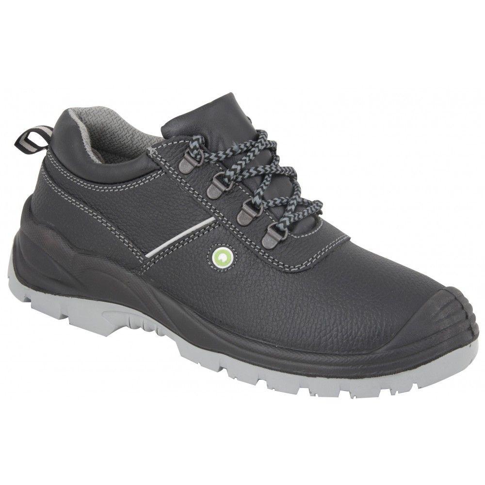 Pantofi de protectie ARDON ARLOW 01 cu BOMBEU METALIC S1 SRC BM-pp,PU2D