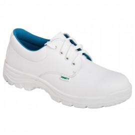 Pantofi de protectie ARDON FINN-S2 SRC,BM-PU2D,albi,siret bombeu metalic