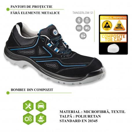 Pantofi protectie, bombeu din compozit, antistatic, ARDON TANGERLOW