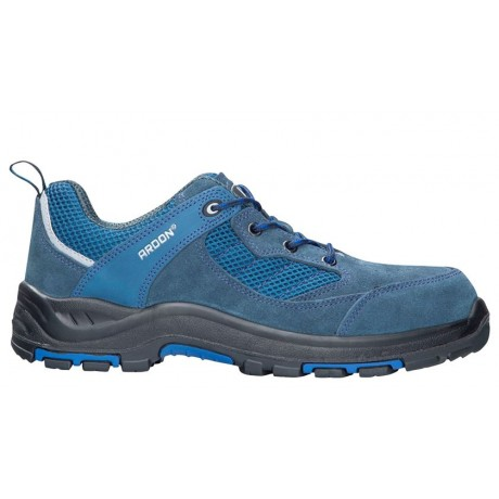 Pantofi de protectie cu bombeu metalic Ardon Turner S1P