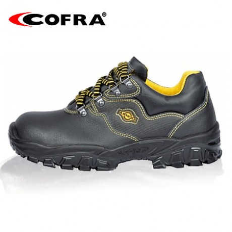 Pantofi de protectie cu bombeu metalic Cofra NEW-TAMIGI S1P