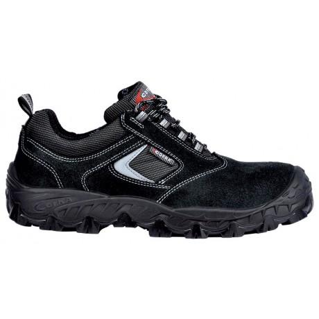 Pantofi de protectie cu bombeu din fibra de sticla Cofra New Suez S1P