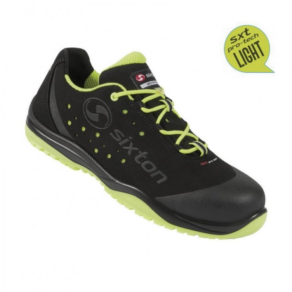 Pantofi de protectie cu bombeu Sixton Peak CUBAN S1P ESD SRC