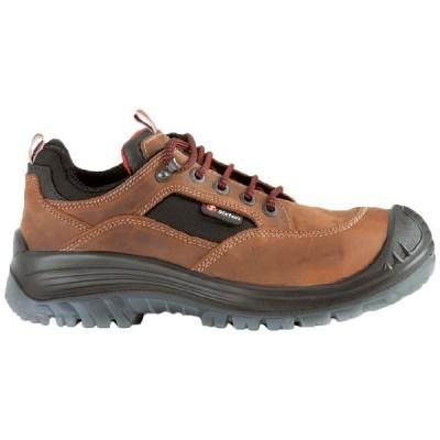 Pantofi de protectie cu bombeu compozit Sixton Peak Brown Land S3