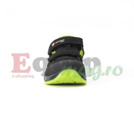 Sandale de protectie cu bombeu din aluminiu Sixton Peak Meneito Ritmo S1P