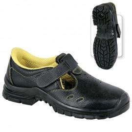 Sandale de protectie cu bombeu metalic Sirin Lucina S1 SRC