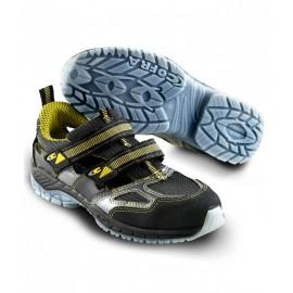 Sandale de protectie Cofra Ace cu bombeu din aluminiu si lamela antiperforatie non-metalica SRC
