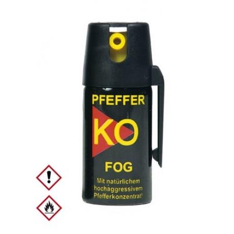 Spray cu piper Klever Fog pentru autoaparare