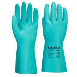 Manusi de protectie chimice Portwest Nitrosafe Plus A812