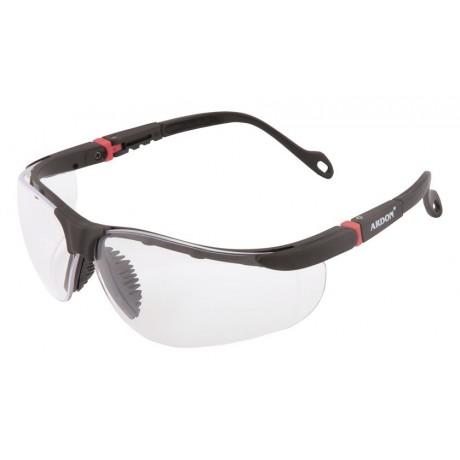 Ochelari de protectie cu lentila incolora Ardon M1000