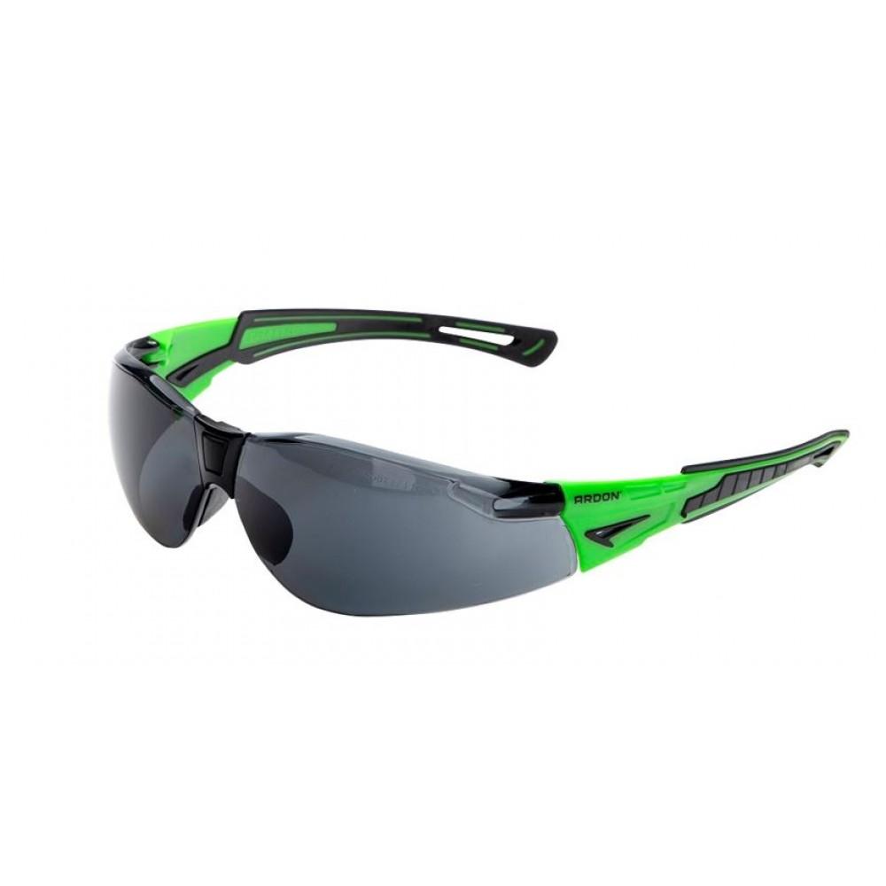 Ochelari de protectie cu lentila fumurie Ardon P2