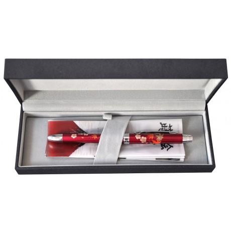 Pix multifunctional de lux PENAC Maki-E - Aki & Haru, in cutie cadou