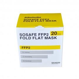 Masca de protectie cu filtru KN95 FFP2 set de 10 bucati