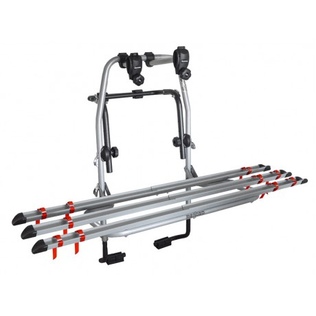 Suport auto pentru bicicleta cu prindere pe haion sau portbagaj Menabo Steel Bike 3