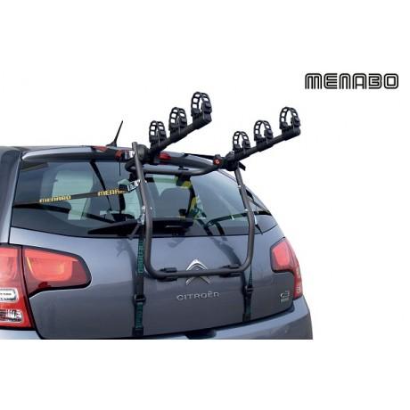 Suport auto pentru 3 biciclete Menabo Mistral